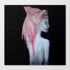Disquiet Canvas Print