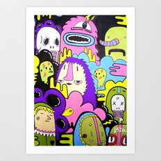 typical 13  Art Print