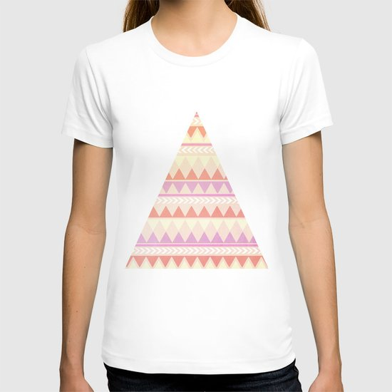 Summer Aztec Pattern T-shirt