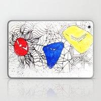 Basics Doodle Laptop & iPad Skin