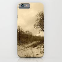 iPhone & iPod Case featuring Parting Ways by DeLayne