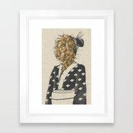 Koi Dream Framed Art Print