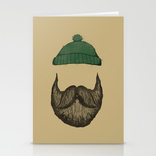 The Logger Stationery Card