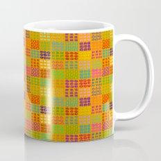 Aztec Wannabe (Orange) Mug