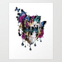 Flomo Art Print