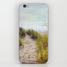 the smell of salt air iPhone & iPod Skin