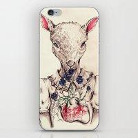 Silence of the Lambs iPhone & iPod Skin