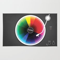 Pantune - The Color Of S… Rug