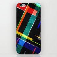 Line Pattern iPhone & iPod Skin