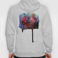 Little Nebula Watercolor Hoody