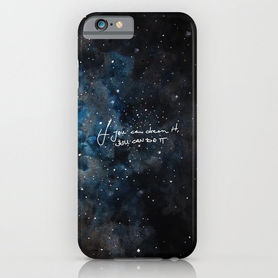 You can do it iPhone & iPod Case