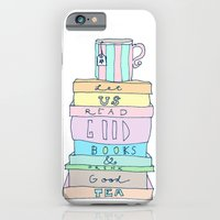 iPhone & iPod Case featuring Good Books by Sarah Turbin