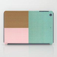 Seaside Sorbet iPad Case
