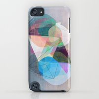iPod Touch Cases featuring Graphic 117 X by Mareike Böhmer Graphics
