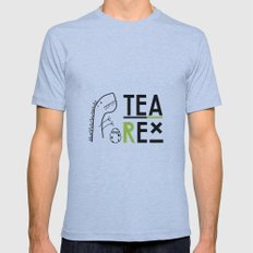 Tea-Rex Mens Fitted Tee Athletic Blue SMALL