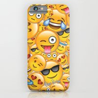 Smiley galore iPhone 6 Slim Case