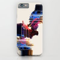 iPhone & iPod Case featuring psychedelic Love by PandaGunda