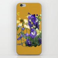Wildflowers / Nature, Fl… iPhone & iPod Skin