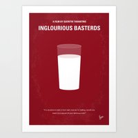 No138 My Inglourious Bas… Art Print