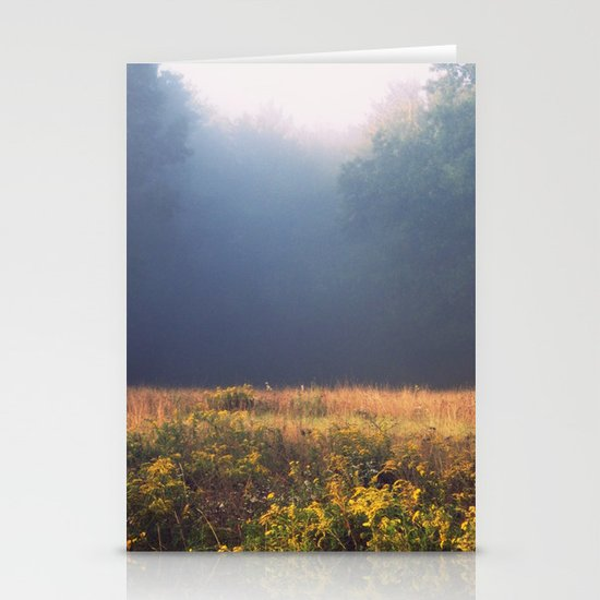 Mother Nature's Palette Stationery Card