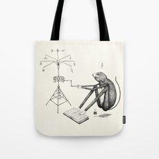 'Weather Machine' Tote Bag