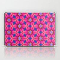 Kaleidoscope Floral Laptop & iPad Skin