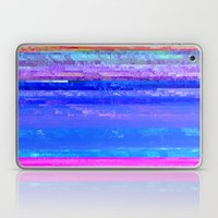 Glitch Forest Laptop & iPad Skin