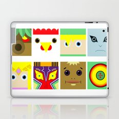ZELDA GAME Laptop & iPad Skin