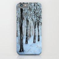 Winter Forest  iPhone 6 Slim Case