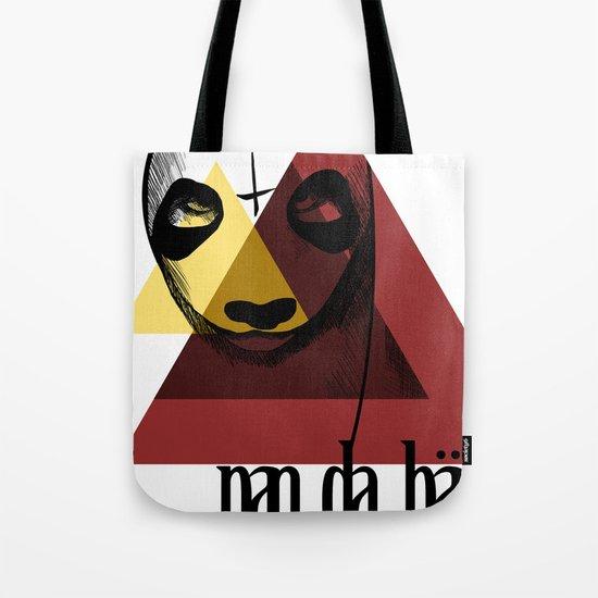 Pandabär Tote Bag