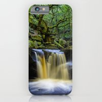 iPhone & iPod Case featuring Padley Gorge II by John Dunbar