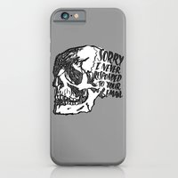 Never Responded iPhone 6 Slim Case