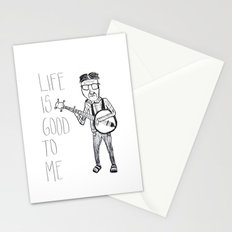 Life Is Good To Me Stationery Cards