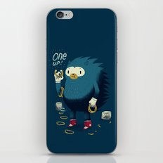 1 up! iPhone & iPod Skin