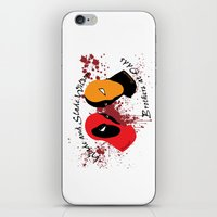 Wilson Brothers 3D iPhone & iPod Skin