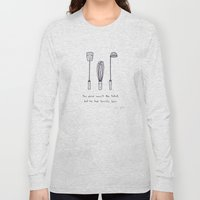 the whisk wasn't the tallest Long Sleeve T-shirt