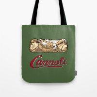 Cannoli Tote Bag