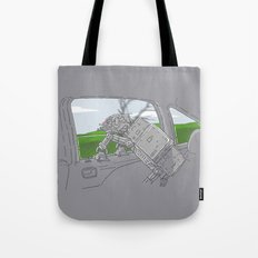 Cruisin' Walker Tote Bag