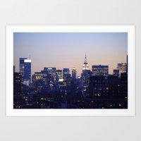 Simply NY, NY Art Print