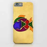 Fish iPhone 6 Slim Case