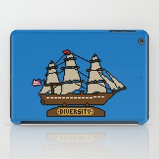 Anchor Pixel iPad Case