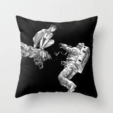 asc 578 - La séparation (Cutting the cord) Throw Pillow