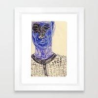20100321 Framed Art Print