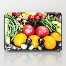 Veggie Basket iPad Case