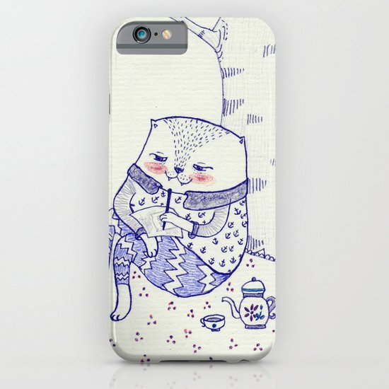 the tree. iPhone & iPod Case