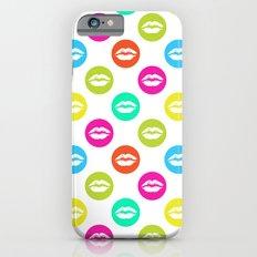 My bright lips iPhone 6s Slim Case