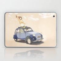 Drive Freedom Laptop & iPad Skin