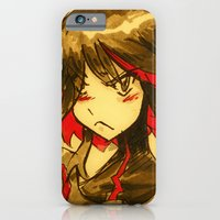 iPhone & iPod Case featuring KLK by Mikuloctopus