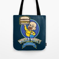Heisenburgers Tote Bag