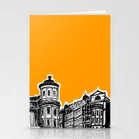 King William IV Street Stationery Cards
